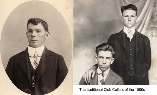 old club collars