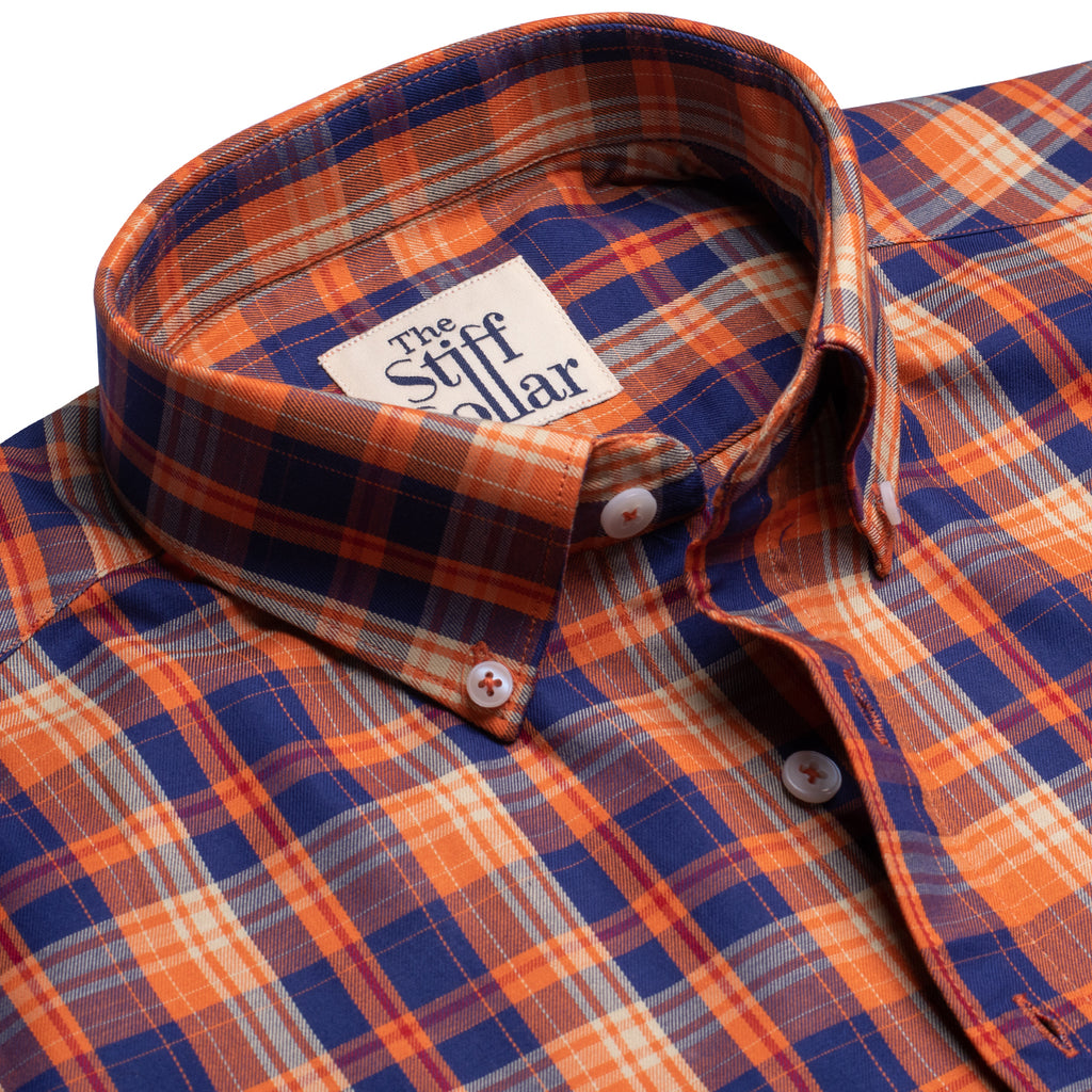 Button down shirt for men