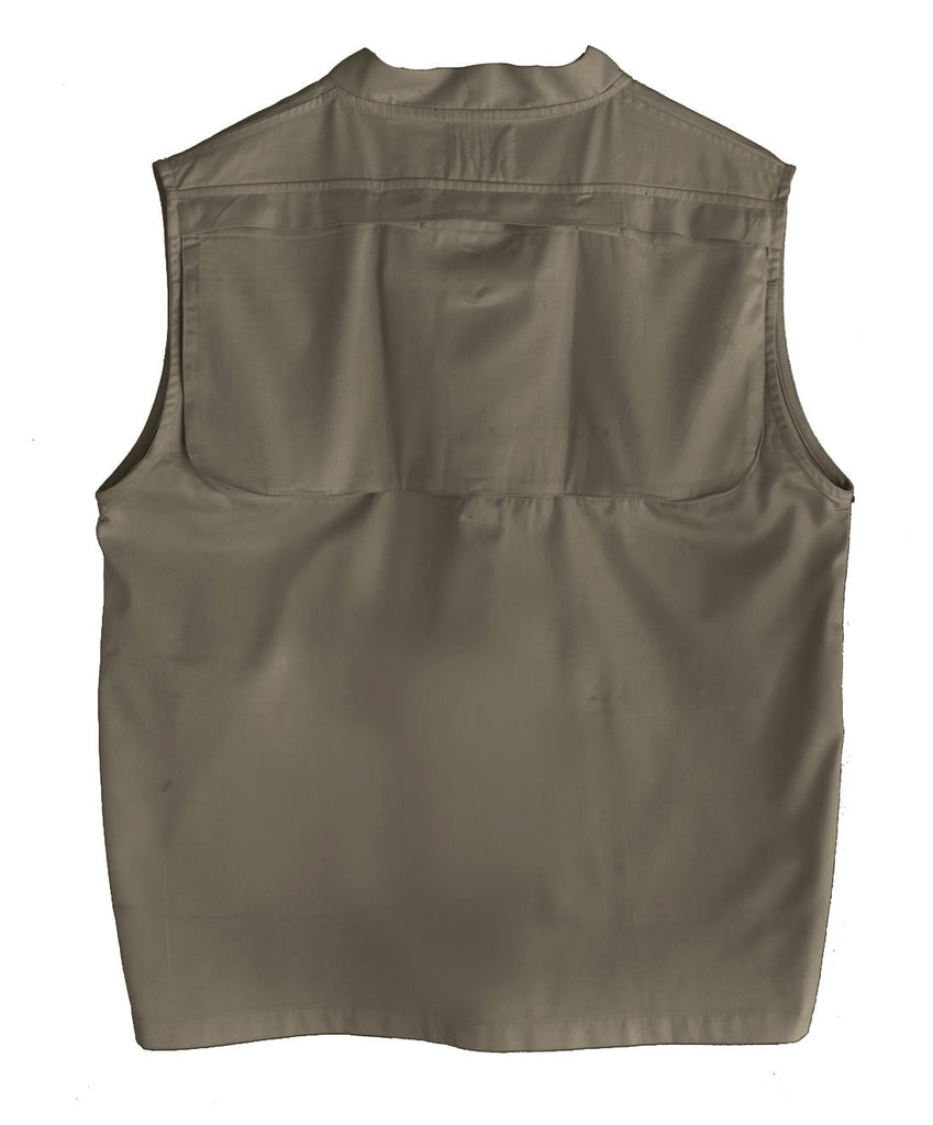 Earth Brown Outdoor Vest