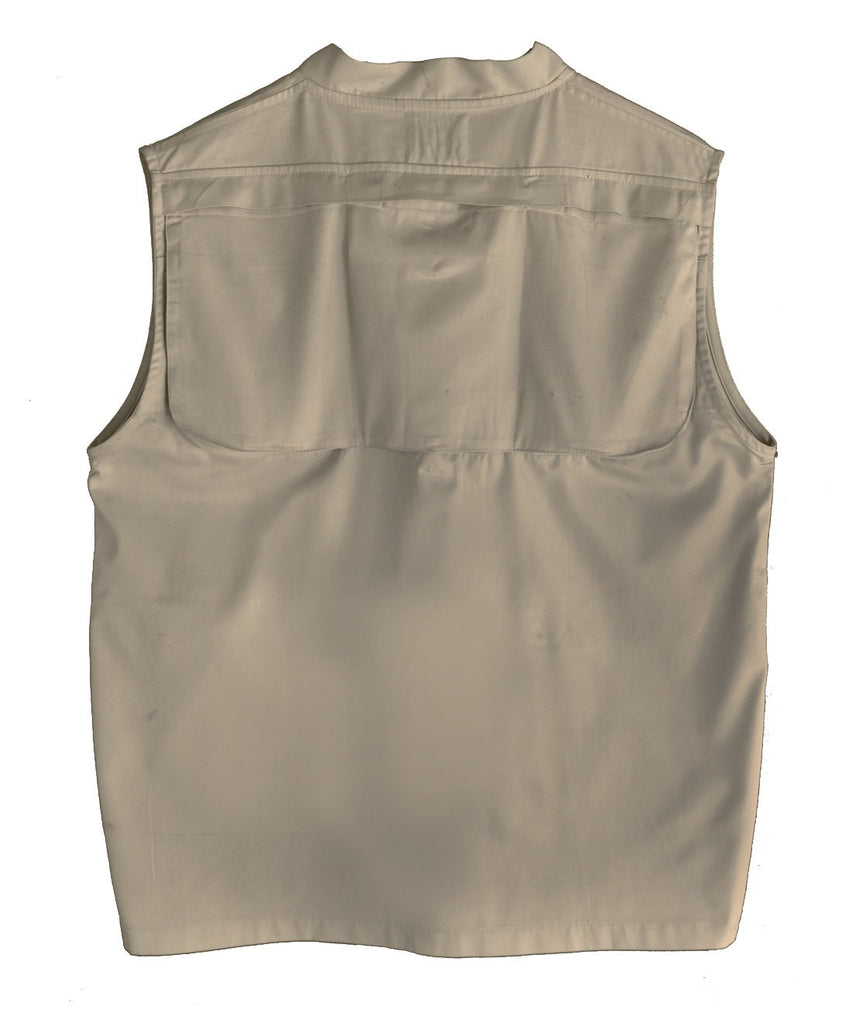 Desert Tan Outdoor Vest