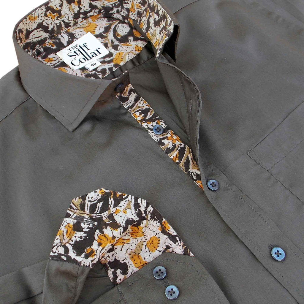 Mens Designer Shirt India Online