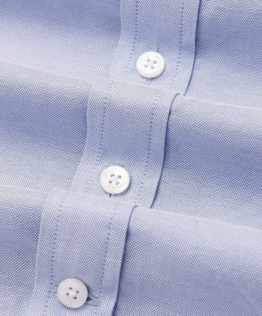 Blue Oxford White Lining regular Fit Shirt