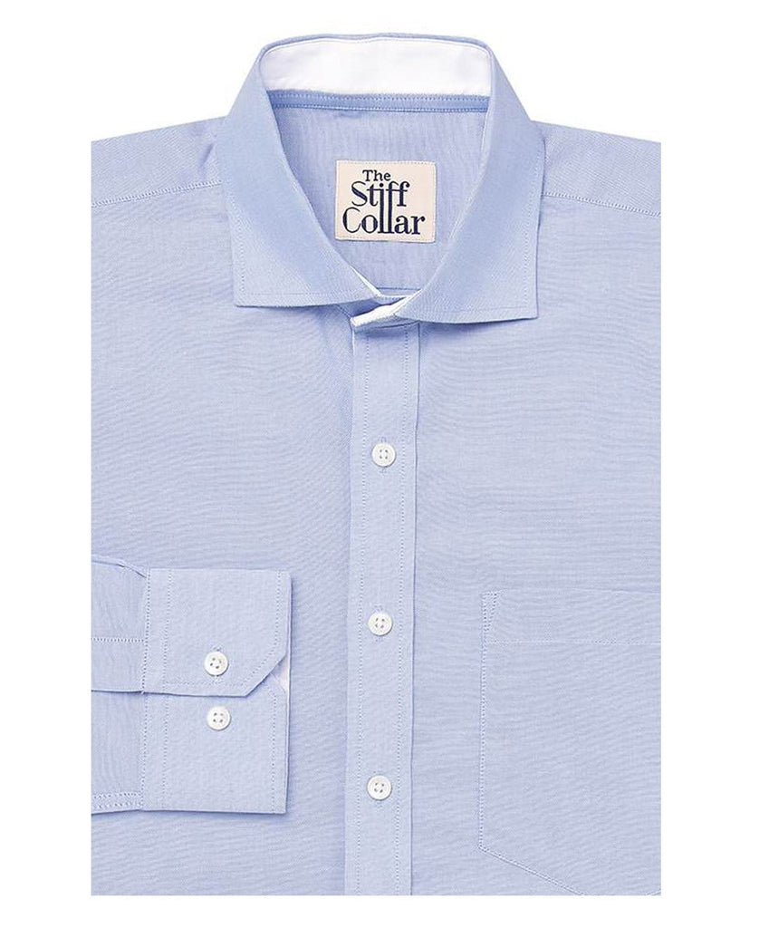 Blue Oxford White Lining Shirt