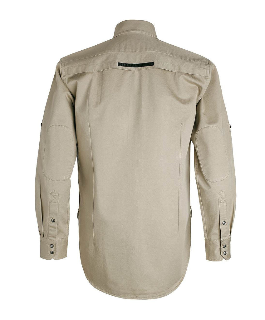 Desert Tan Outdoor Cotton Shirt
