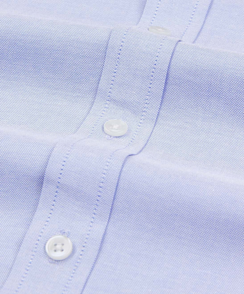 Original Blue Oxford Regular Fit Cotton Shirt