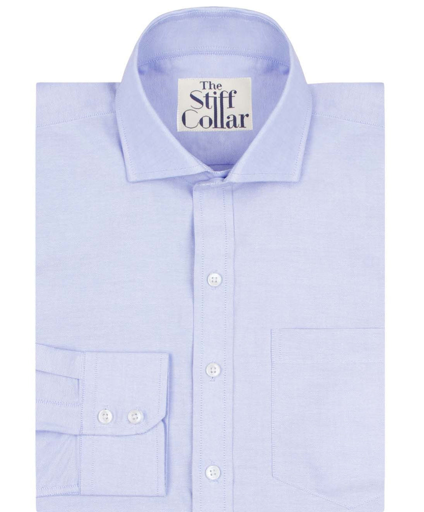 Original Blue Oxford Cotton Shirt