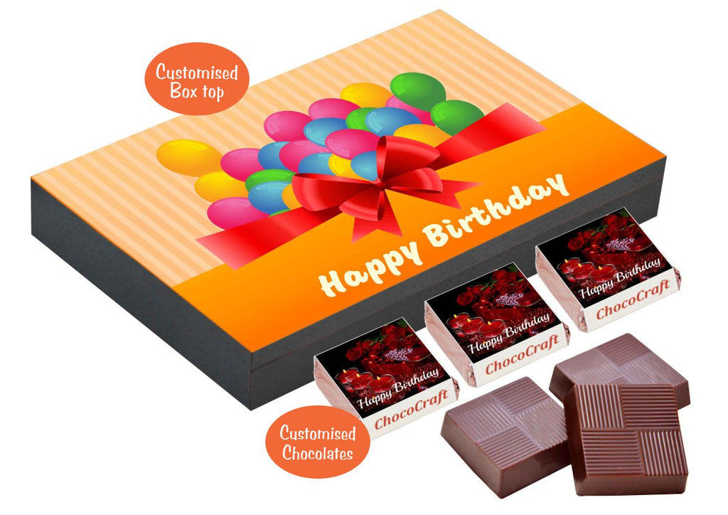 The Available Sizes Are 6912 18 Chocolate Boxes Priced At Rs 595Rs 695Rs 795 And 995 RespectivelyYou Can Choose To Customize Too