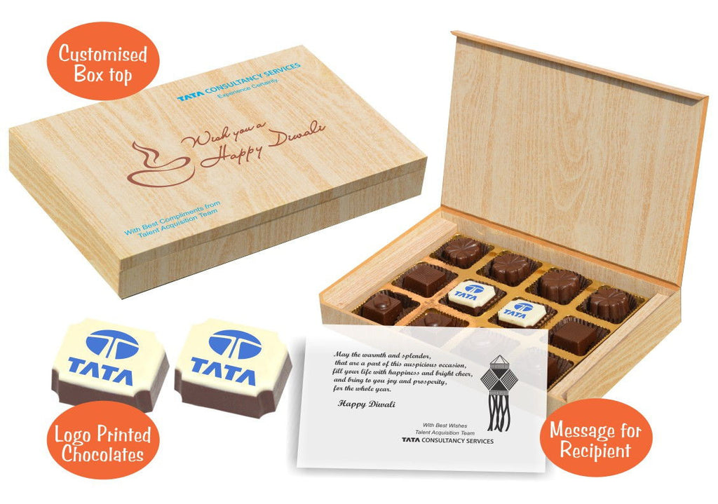 Corporate Diwali Gift Chocolates