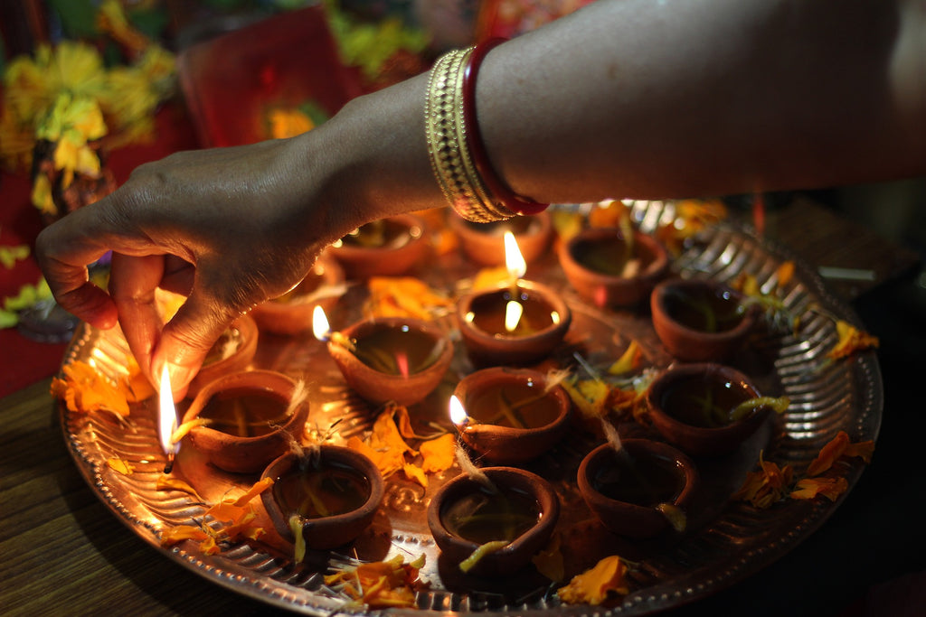 Diwali gift idea for employees - Diyas