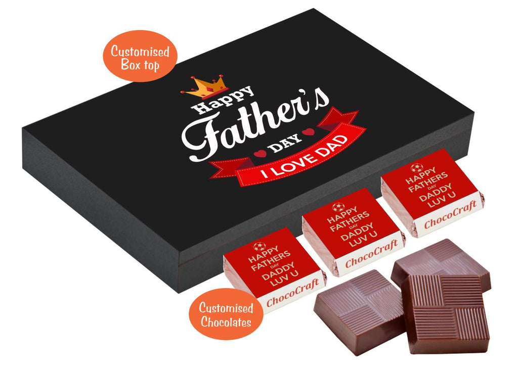 Fathers day gifts i best gift for father i chocolate gifts show your feelings through unique gifts which will certainly make them remember the old times with chococraft you can make the perfect gift negle Choice Image