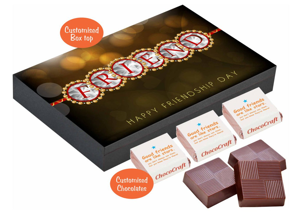 Friendship Day Gifts Ideas I Chocolate Gifts for Friendship Day