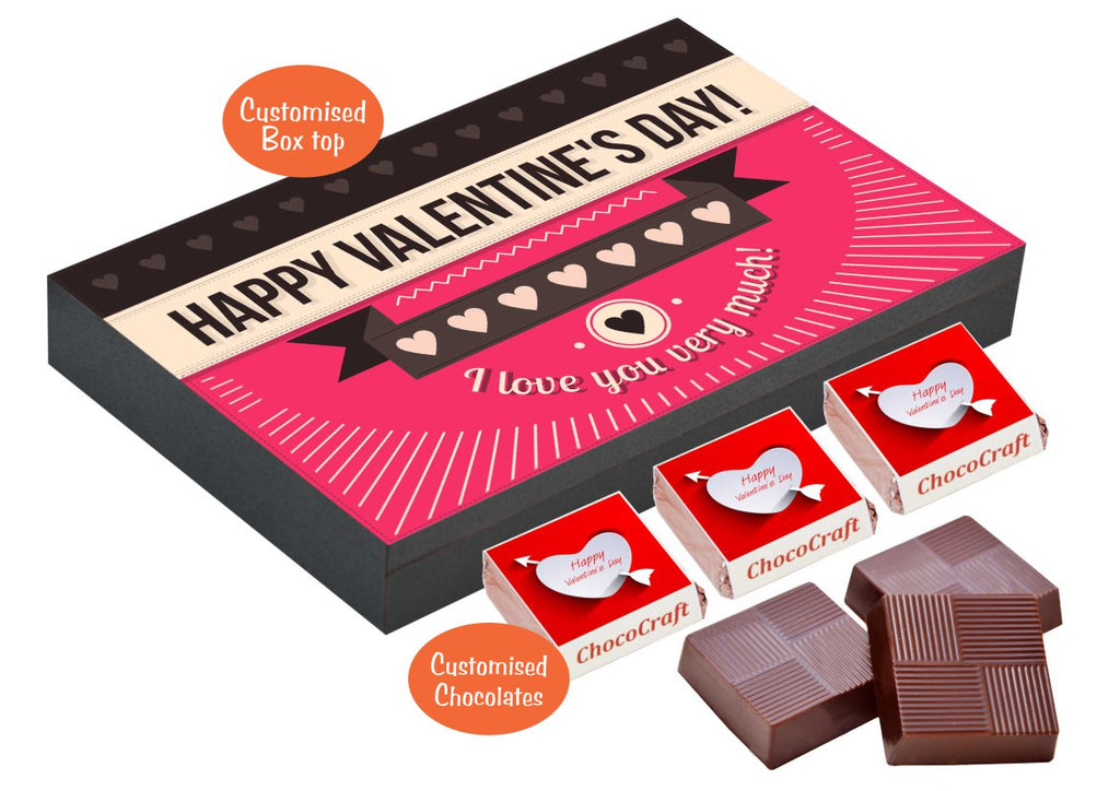 Romantic Gifts For Girlfriend I Best Chocolate Gifts For Girlfriend