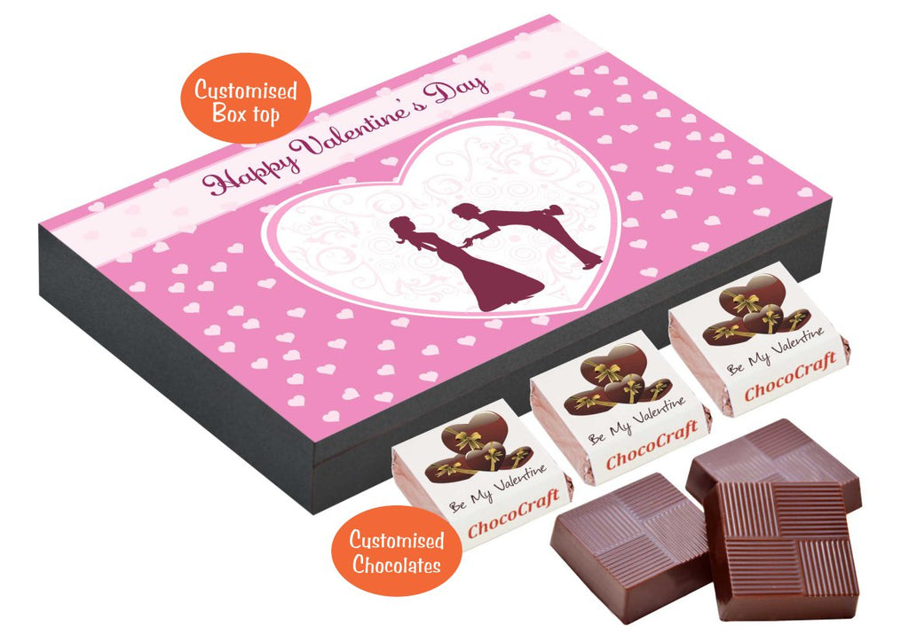 Romantic Gifts for Wife I Personalized Chocolate Gift Boxes for ...