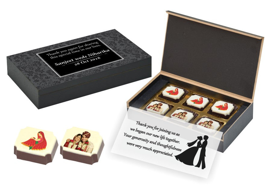 Wedding Return Gift Ideas: Personalised Return Gifts For