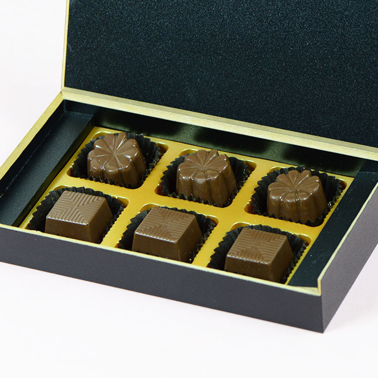 Anniversary Return Gifts - 6 Chocolate Box - Assorted Chocolates (Minimum 10 Boxes)