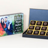 Anniversary Return Gifts - 12 Chocolate Box - Assorted Chocolates (10 Boxes)