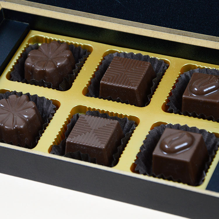 1st Birthday Return Gifts - 6 Chocolate Box - Assorted Chocolates (Minimum 10 Boxes)