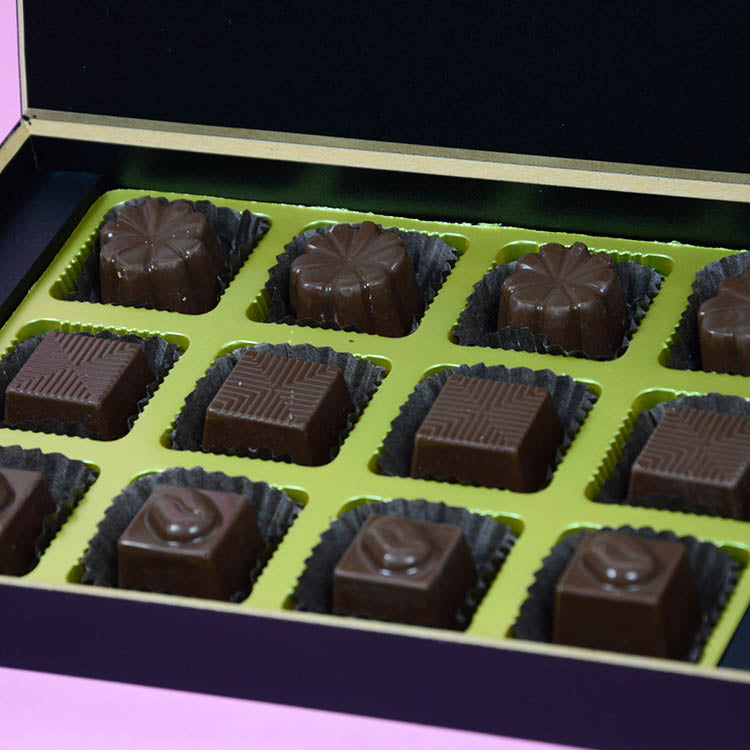 1st Birthday Return Gifts - 12 Chocolate Box - Assorted Chocolates (10 Boxes)
