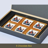 Creative Birthday Gift Ideas - Medium Size, , Customised Chocolates, Printed Chocolates, Chocolate Gift Box in India - 7