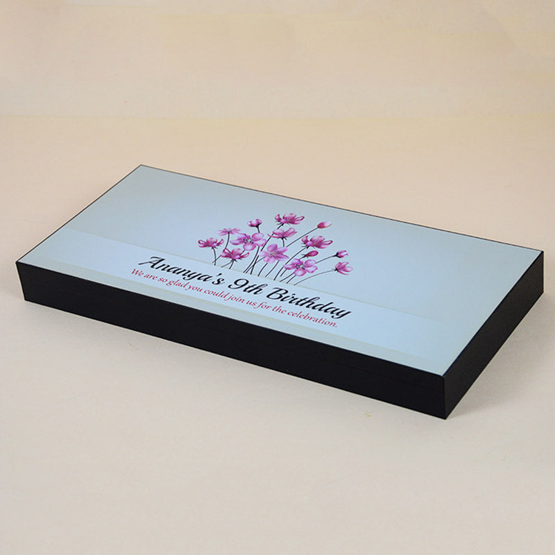 Birthday Return Gifts - 18 Chocolate Box - Assorted Chocolates (10 Boxes)