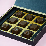 Birthday Return Gifts - 9 Chocolate Box - Assorted Chocolates (10 Boxes)