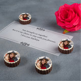 Anniversary Return Gifts - 18 Chocolate Box With Printed Bar -  (Sample)