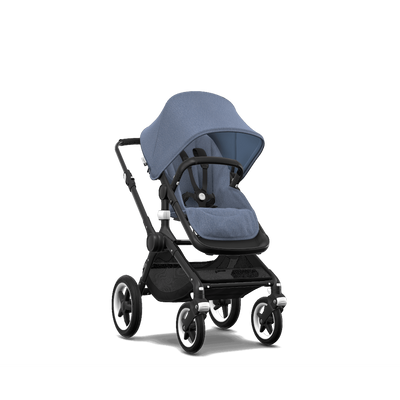 Bugaboo Fox | Premium Collection : Blue Melange