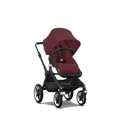 Bugaboo Fox | Premium Collection : Red Melange