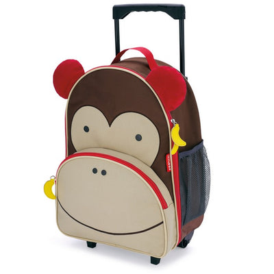 Skip*Hop Zoo Little Kid Luggage : Monkey