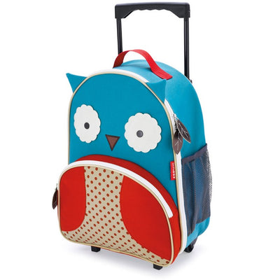 Skip*Hop Zoo Little Kid Luggage : Owl