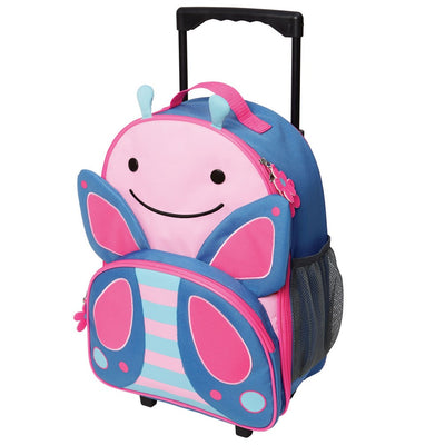 Skip*Hop Zoo Little Kid Luggage : Butterfly