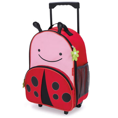 Skip*Hop Zoo Little Kid Luggage : Ladybug