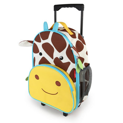 Skip*Hop Zoo Little Kid Luggage : Giraffe