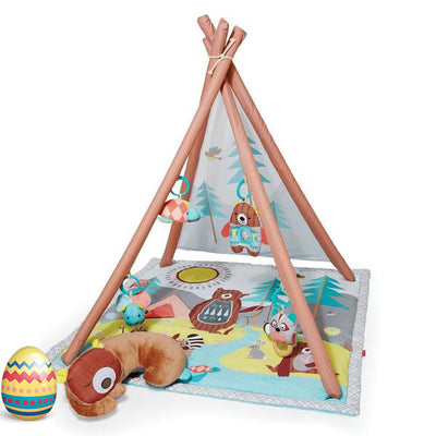 Skip*Hop Camping Cubs Activity Gym