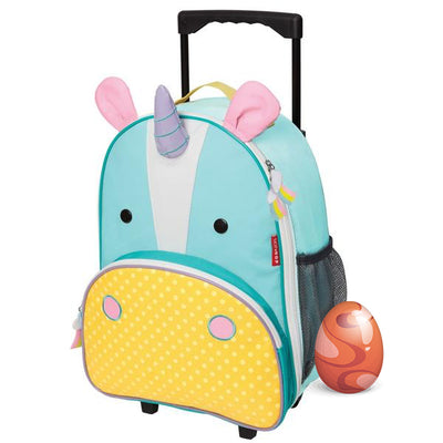 Skip*Hop Zoo Little Kid Luggage : Unicorn