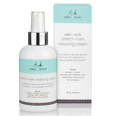 Ababy-ababy.com.au-Aden+Anais Stretch Mark reducing Cream - 177ml-Bath & Health-Aden+Anais-Ababy