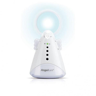 Ababy-ababy.com.au-Angelcare (AC420) Digital Sound Monitor, Rechargeable-Home Safety-Angelcare Baby-Ababy