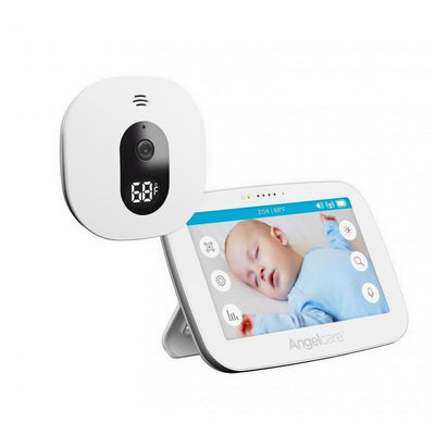 Ababy-ababy.com.au-Angelcare (AC510) Digital Touchscreen Video Monitor-Home Safety-Angelcare Baby-Ababy