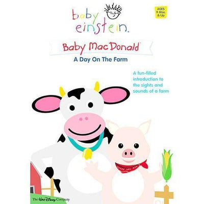 Ababy-ababy.com.au-Baby Einstein: Baby MacDonald A Day On The Farm DVD-Playtime-Baby Brands-Ababy