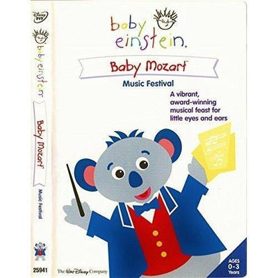 Ababy-ababy.com.au-Baby Einstein: Baby Mozart - Music Festival DVD-Playtime-Baby Brands-Ababy