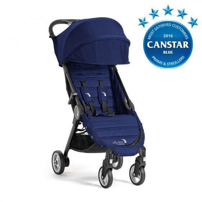 Ababy-ababy.com.au-Baby Jogger City Tour Stroller Pram-Prams & Strollers-Baby Jogger-Cobalt-Ababy