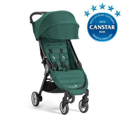 Ababy-ababy.com.au-Baby Jogger City Tour Stroller Pram-Prams & Strollers-Baby Jogger-Juniper-Ababy