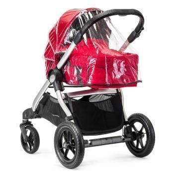 Ababy-ababy.com.au-Baby Jogger Weather Shield - City Select® Compact Bassinet-Prams & Strollers-Baby Jogger-Ababy