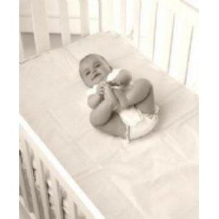 Ababy-ababy.com.au-Baby Studio 4 IN 1 MATTRESS PROTECTOR - COT SIZE 132CM X 71CM-Nursery-Baby Studio-Ababy
