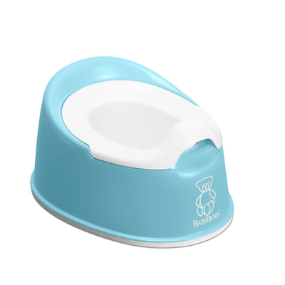 Ababy-ababy.com.au-BabyBjorn Smart Potty-Bath & Health-BabyBjorn-Turquoise-Ababy