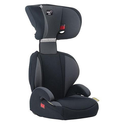 Ababy-ababy.com.au-Babylove Ezy Fit II Booster Seat - Black-Car Safety-Babylove-Ababy