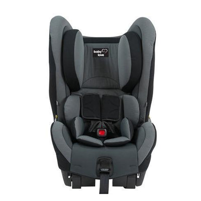 Ababy-ababy.com.au-Babylove Ezy Switch EP Convertible Car Seat - Grey-Car Safety-Babylove-Ababy