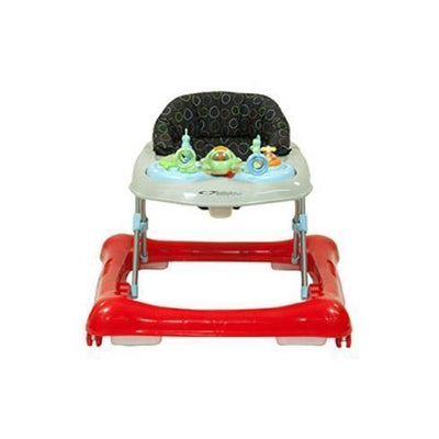 Ababy-ababy.com.au-Babylove Jazz Baby Walker - Red-Babylove-Ababy