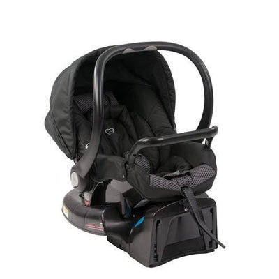 Ababy-ababy.com.au-Babylove Snap'N Go Baby Capsule - Black-Car Safety-Babylove-Ababy