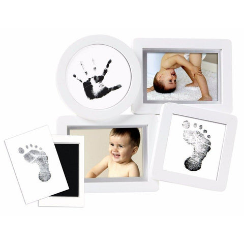 Ababy-ababy.com.au-Babyprints Collage Frame-Gifts-Baby Prints-Ababy
